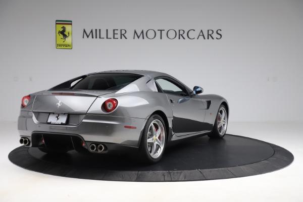 Used 2010 Ferrari 599 GTB Fiorano HGTE for sale Sold at Bugatti of Greenwich in Greenwich CT 06830 7
