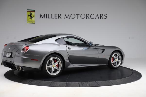 Used 2010 Ferrari 599 GTB Fiorano HGTE for sale Sold at Bugatti of Greenwich in Greenwich CT 06830 8