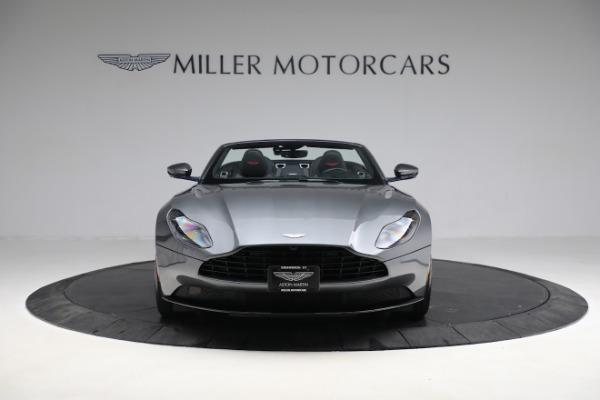New 2020 Aston Martin DB11 Volante Convertible for sale $254,871 at Bugatti of Greenwich in Greenwich CT 06830 11