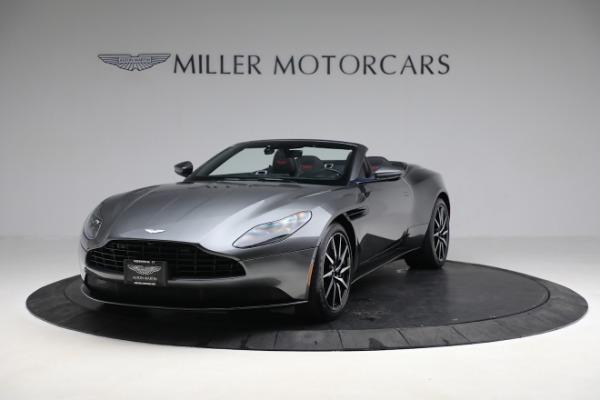 New 2020 Aston Martin DB11 Volante Convertible for sale $254,871 at Bugatti of Greenwich in Greenwich CT 06830 12