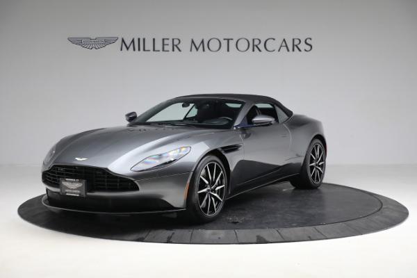 New 2020 Aston Martin DB11 Volante Convertible for sale $254,871 at Bugatti of Greenwich in Greenwich CT 06830 13