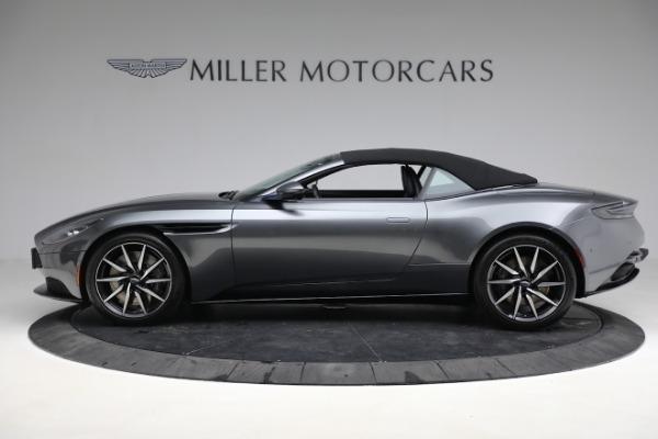 New 2020 Aston Martin DB11 Volante Convertible for sale $254,871 at Bugatti of Greenwich in Greenwich CT 06830 14