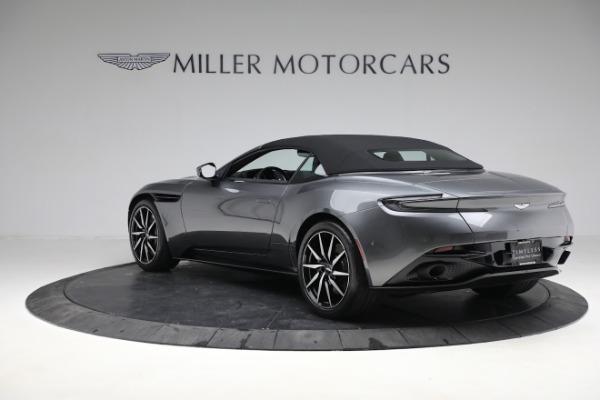New 2020 Aston Martin DB11 Volante Convertible for sale $254,871 at Bugatti of Greenwich in Greenwich CT 06830 15