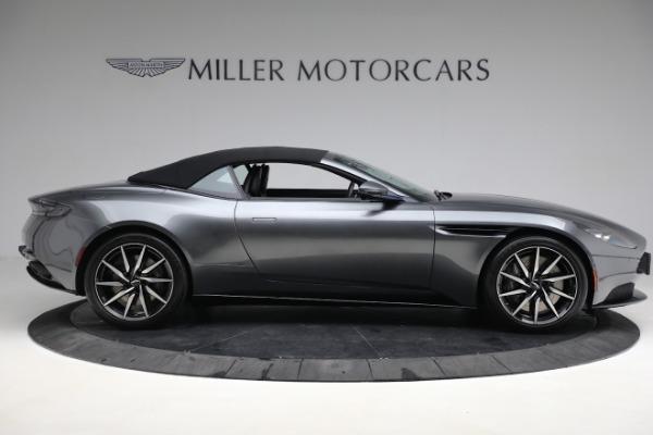 New 2020 Aston Martin DB11 Volante Convertible for sale $254,871 at Bugatti of Greenwich in Greenwich CT 06830 17