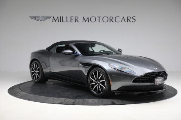 New 2020 Aston Martin DB11 Volante Convertible for sale $254,871 at Bugatti of Greenwich in Greenwich CT 06830 18