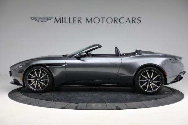 New 2020 Aston Martin DB11 Volante Convertible for sale $254,871 at Bugatti of Greenwich in Greenwich CT 06830 2
