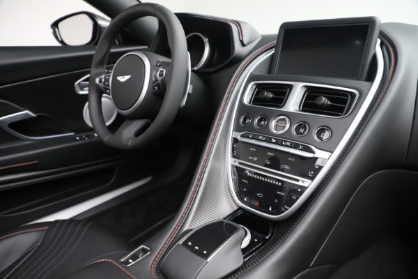 New 2020 Aston Martin DB11 Volante Convertible for sale $254,871 at Bugatti of Greenwich in Greenwich CT 06830 20