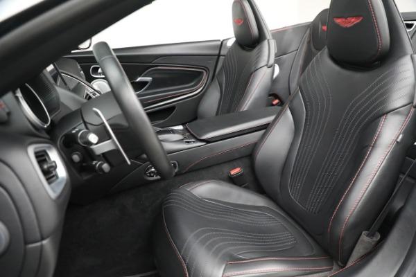 New 2020 Aston Martin DB11 Volante Convertible for sale $254,871 at Bugatti of Greenwich in Greenwich CT 06830 21