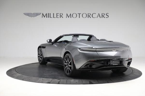 New 2020 Aston Martin DB11 Volante Convertible for sale $254,871 at Bugatti of Greenwich in Greenwich CT 06830 4