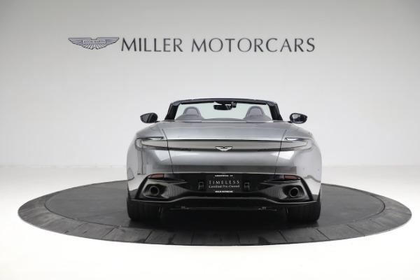 New 2020 Aston Martin DB11 Volante Convertible for sale $254,871 at Bugatti of Greenwich in Greenwich CT 06830 5