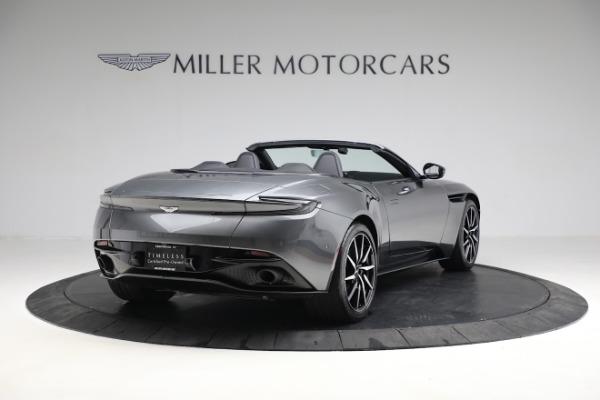 New 2020 Aston Martin DB11 Volante Convertible for sale $254,871 at Bugatti of Greenwich in Greenwich CT 06830 6