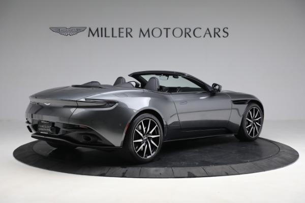 New 2020 Aston Martin DB11 Volante Convertible for sale $254,871 at Bugatti of Greenwich in Greenwich CT 06830 7