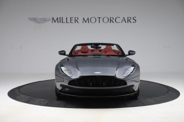 Used 2020 Aston Martin DB11 Volante Convertible for sale Sold at Bugatti of Greenwich in Greenwich CT 06830 11