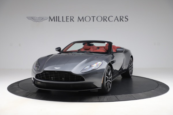 Used 2020 Aston Martin DB11 Volante Convertible for sale Sold at Bugatti of Greenwich in Greenwich CT 06830 12