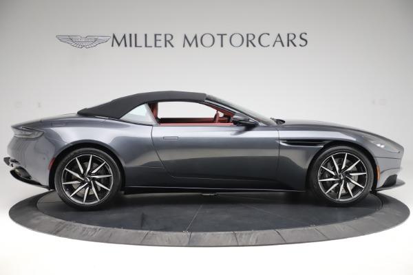 Used 2020 Aston Martin DB11 Volante Convertible for sale Sold at Bugatti of Greenwich in Greenwich CT 06830 13
