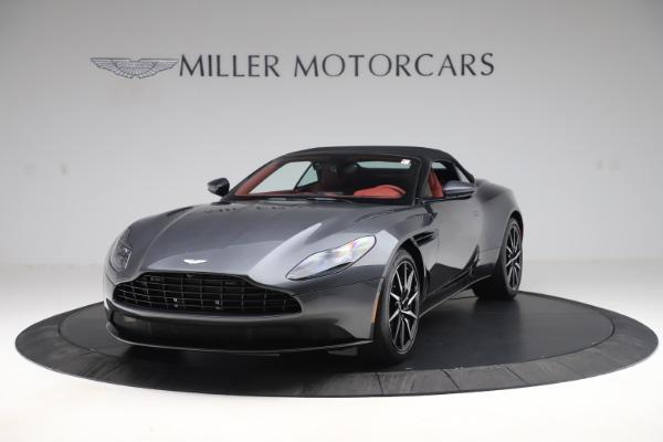 Used 2020 Aston Martin DB11 Volante Convertible for sale Sold at Bugatti of Greenwich in Greenwich CT 06830 16