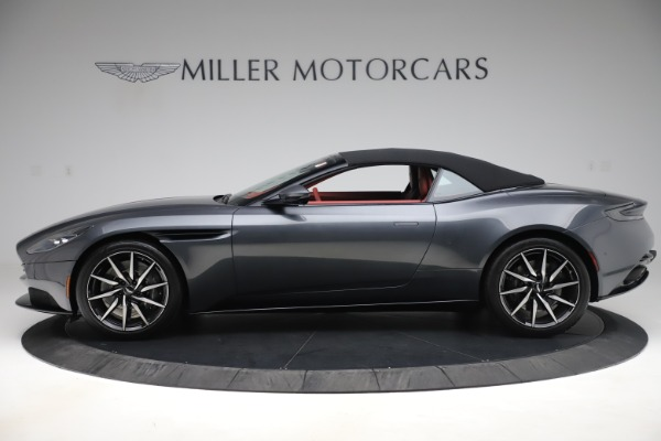 Used 2020 Aston Martin DB11 Volante Convertible for sale Sold at Bugatti of Greenwich in Greenwich CT 06830 18