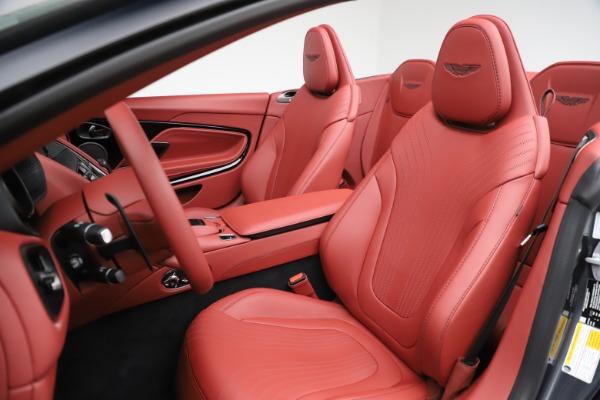 Used 2020 Aston Martin DB11 Volante Convertible for sale Sold at Bugatti of Greenwich in Greenwich CT 06830 21