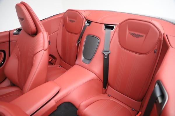 Used 2020 Aston Martin DB11 Volante Convertible for sale Sold at Bugatti of Greenwich in Greenwich CT 06830 22