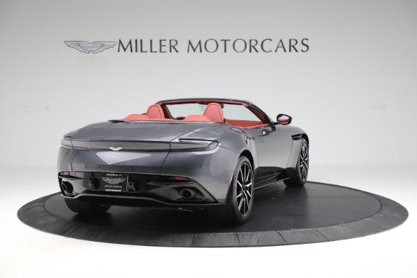 Used 2020 Aston Martin DB11 Volante Convertible for sale Sold at Bugatti of Greenwich in Greenwich CT 06830 6