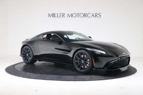 New 2020 Aston Martin Vantage Coupe for sale Sold at Bugatti of Greenwich in Greenwich CT 06830 5