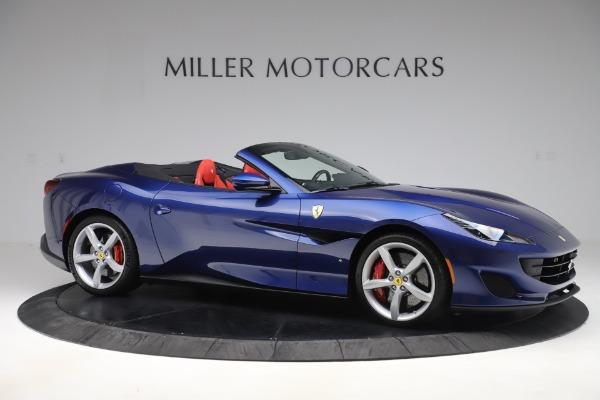 Used 2019 Ferrari Portofino for sale $227,900 at Bugatti of Greenwich in Greenwich CT 06830 10