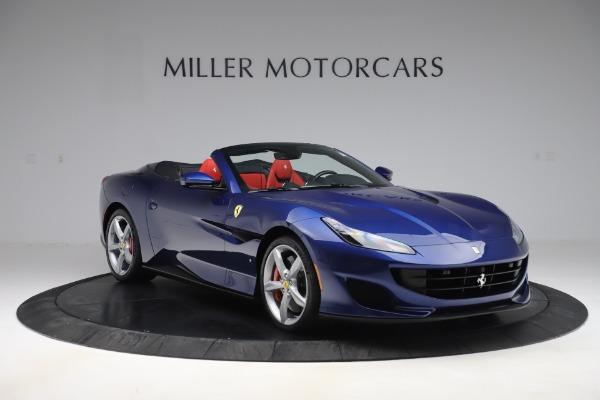 Used 2019 Ferrari Portofino for sale $227,900 at Bugatti of Greenwich in Greenwich CT 06830 11