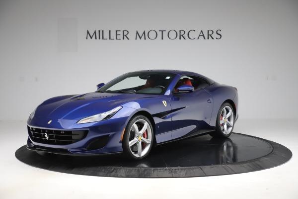Used 2019 Ferrari Portofino for sale $227,900 at Bugatti of Greenwich in Greenwich CT 06830 13
