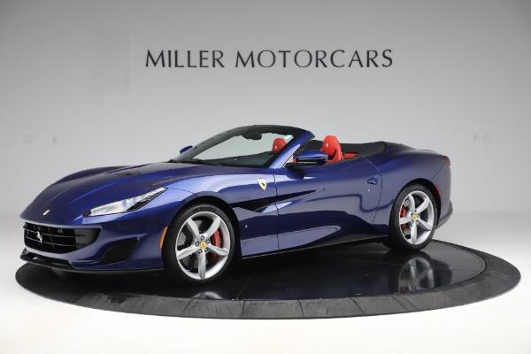 Used 2019 Ferrari Portofino for sale $227,900 at Bugatti of Greenwich in Greenwich CT 06830 2