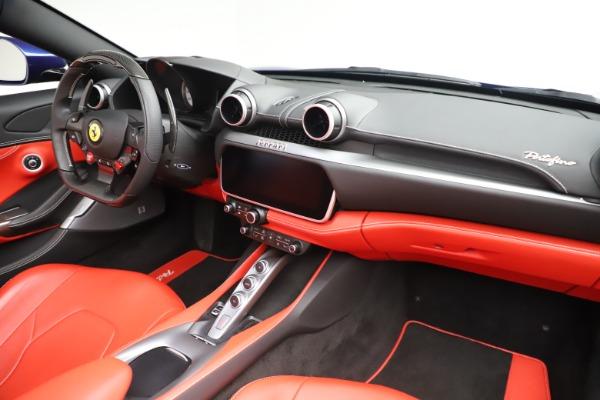 Used 2019 Ferrari Portofino for sale $227,900 at Bugatti of Greenwich in Greenwich CT 06830 24