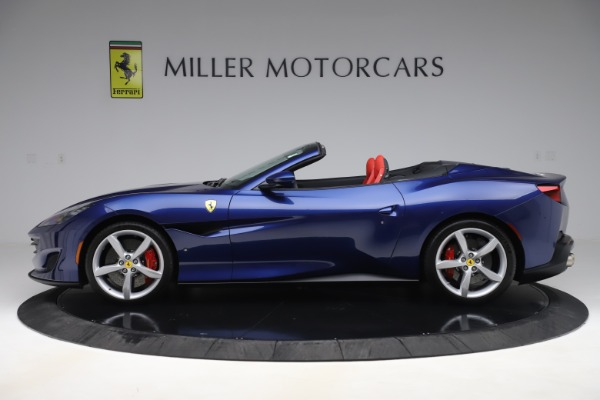 Used 2019 Ferrari Portofino for sale $227,900 at Bugatti of Greenwich in Greenwich CT 06830 3