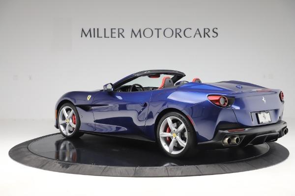 Used 2019 Ferrari Portofino for sale $227,900 at Bugatti of Greenwich in Greenwich CT 06830 4