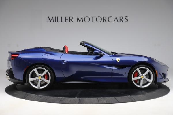 Used 2019 Ferrari Portofino for sale $227,900 at Bugatti of Greenwich in Greenwich CT 06830 9