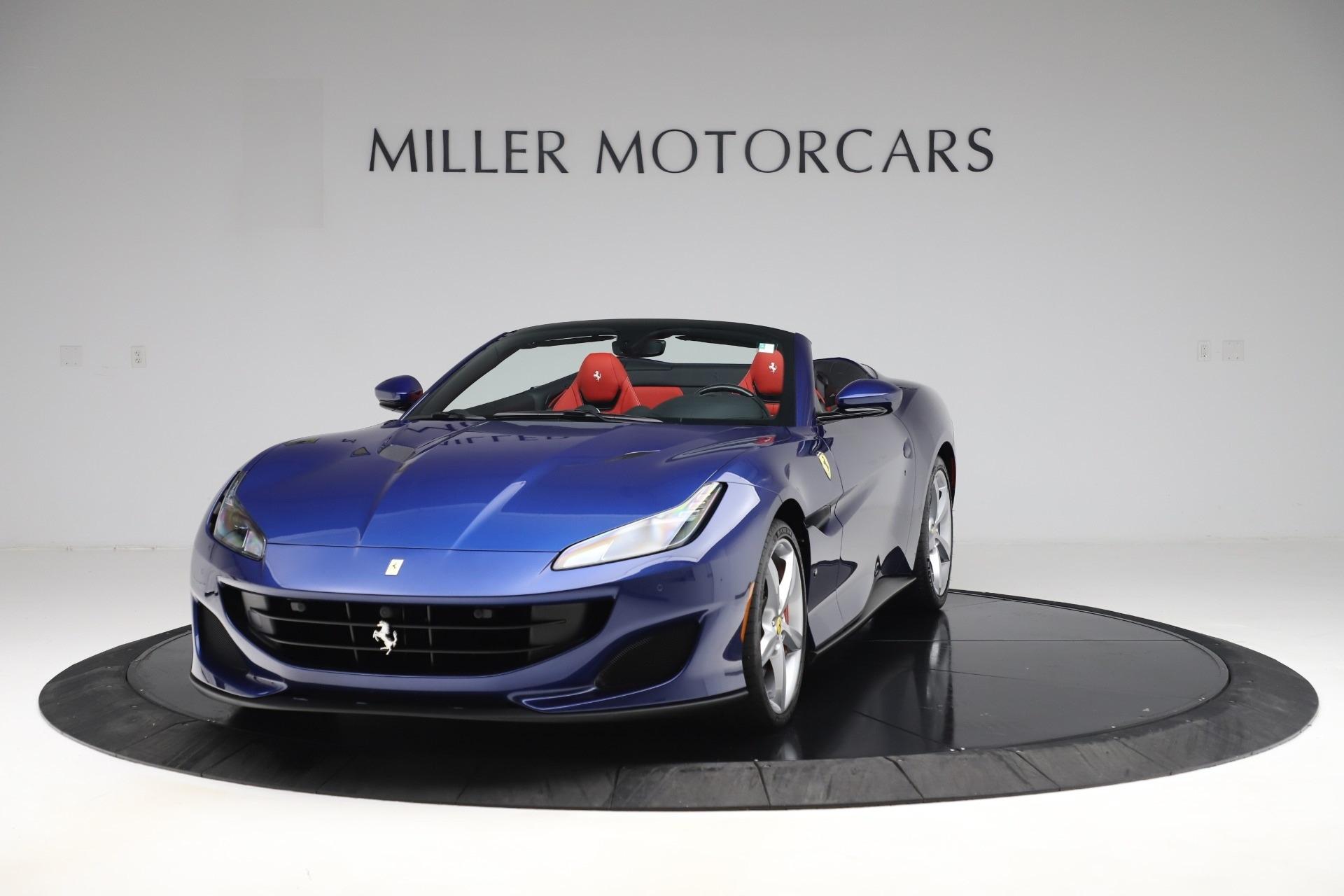 Used 2019 Ferrari Portofino for sale $227,900 at Bugatti of Greenwich in Greenwich CT 06830 1