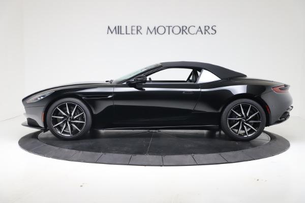 New 2020 Aston Martin DB11 Volante Convertible for sale Sold at Bugatti of Greenwich in Greenwich CT 06830 14