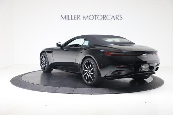 New 2020 Aston Martin DB11 Volante Convertible for sale Sold at Bugatti of Greenwich in Greenwich CT 06830 15