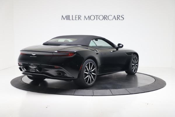 New 2020 Aston Martin DB11 Volante Convertible for sale Sold at Bugatti of Greenwich in Greenwich CT 06830 16