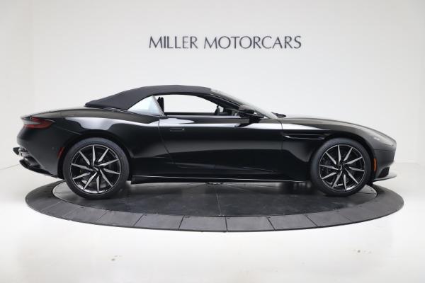New 2020 Aston Martin DB11 Volante Convertible for sale Sold at Bugatti of Greenwich in Greenwich CT 06830 17