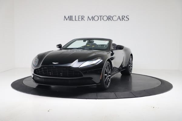 New 2020 Aston Martin DB11 Volante Convertible for sale Sold at Bugatti of Greenwich in Greenwich CT 06830 2