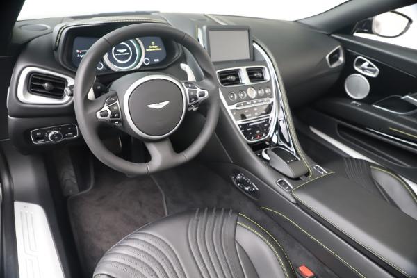 New 2020 Aston Martin DB11 Volante Convertible for sale Sold at Bugatti of Greenwich in Greenwich CT 06830 21