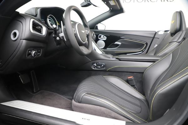 New 2020 Aston Martin DB11 Volante Convertible for sale Sold at Bugatti of Greenwich in Greenwich CT 06830 22