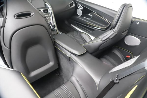 New 2020 Aston Martin DB11 Volante Convertible for sale Sold at Bugatti of Greenwich in Greenwich CT 06830 25