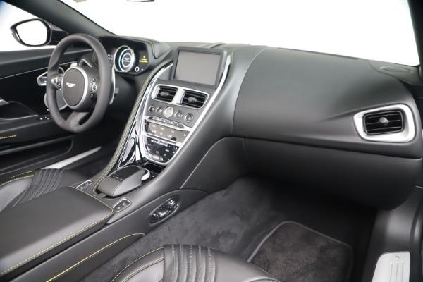 New 2020 Aston Martin DB11 Volante Convertible for sale Sold at Bugatti of Greenwich in Greenwich CT 06830 26