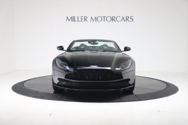 New 2020 Aston Martin DB11 Volante Convertible for sale Sold at Bugatti of Greenwich in Greenwich CT 06830 3