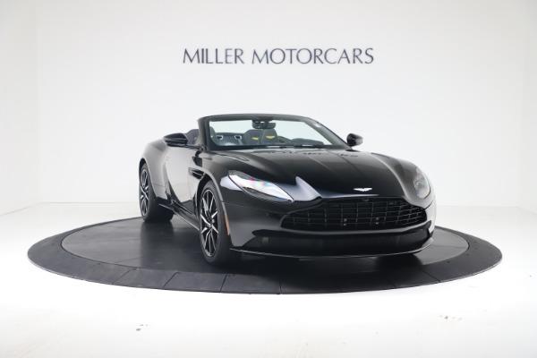 New 2020 Aston Martin DB11 Volante Convertible for sale Sold at Bugatti of Greenwich in Greenwich CT 06830 4