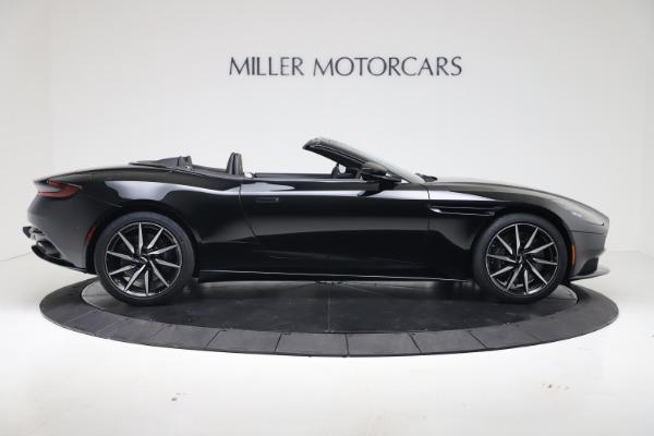 New 2020 Aston Martin DB11 Volante Convertible for sale Sold at Bugatti of Greenwich in Greenwich CT 06830 6