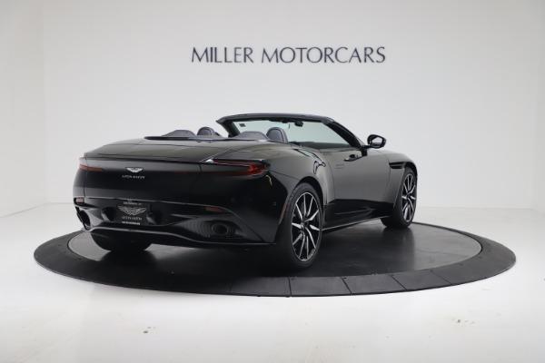 New 2020 Aston Martin DB11 Volante Convertible for sale Sold at Bugatti of Greenwich in Greenwich CT 06830 8