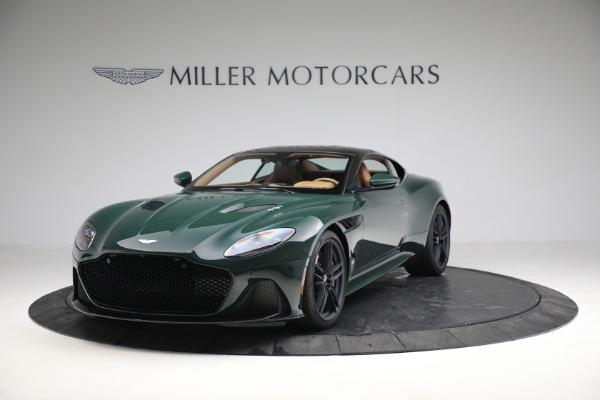 New 2020 Aston Martin DBS Superleggera Coupe for sale Sold at Bugatti of Greenwich in Greenwich CT 06830 12