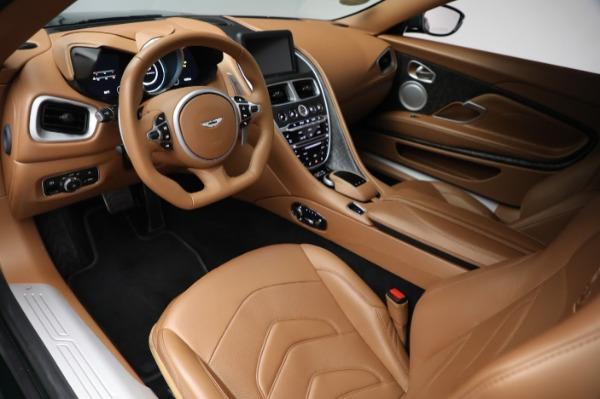 New 2020 Aston Martin DBS Superleggera Coupe for sale Sold at Bugatti of Greenwich in Greenwich CT 06830 13