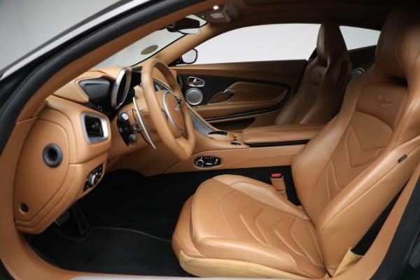 New 2020 Aston Martin DBS Superleggera Coupe for sale Sold at Bugatti of Greenwich in Greenwich CT 06830 14